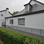 Cristiaensen - Buitengevel achterdeur